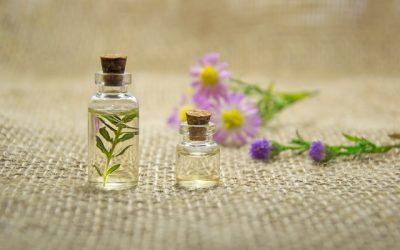 Gezond met aromatherapie
