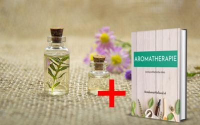 Gezond met aromatherapie met Ebook