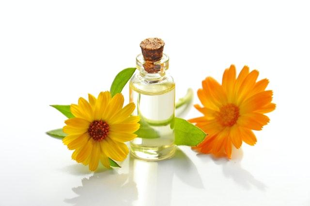 Aromatherapie. Meer over etherische olien.